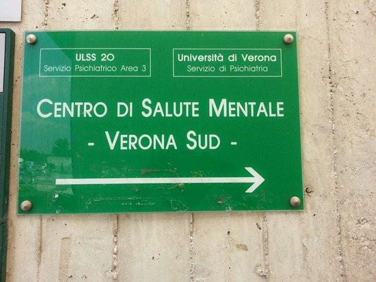 Backpackers Hostel Verona: SALUTE MENTALE