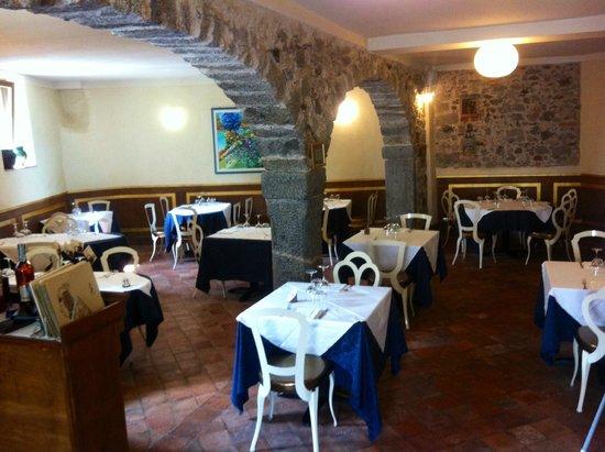 Restaurant Mistica: sala da pranzo