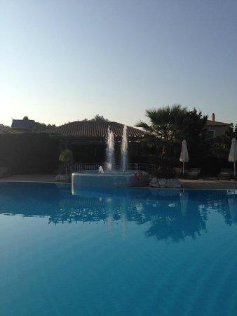 Avithos Resort: Pool View