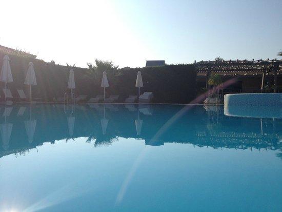 Avithos Resort : Pool View