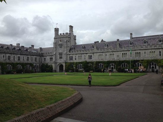 University College Cork (UCC) : west wing