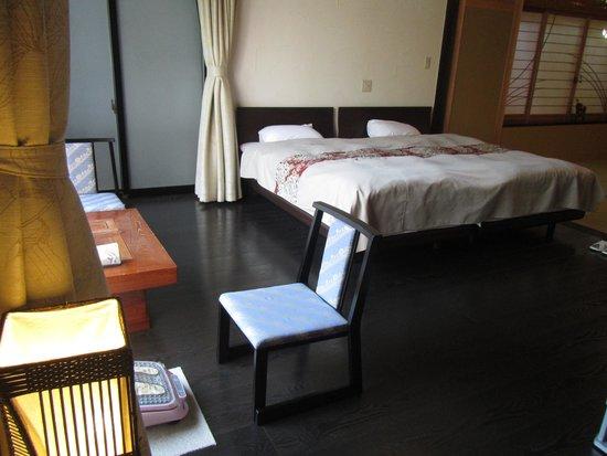 Tsukinoakari : villa