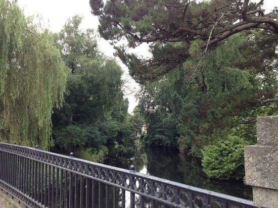 University College Cork (UCC) : The river in the UCC