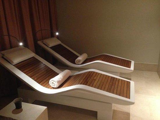 Park Hyatt Vienna: spa