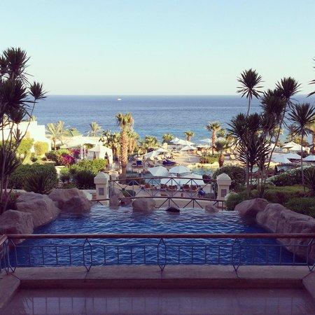 Hyatt Regency Sharm El Sheikh Resort : General view of the outside