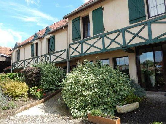 Hostellerie Le Clos du Moulin : a