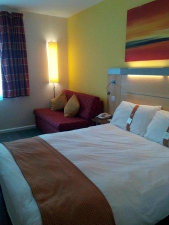 Holiday Inn Express Newcastle City Centre : Camera