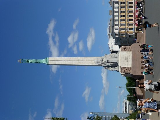 Freedom Monument (Brivibas Piemineklis) : Freedom Monument (1)