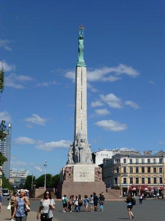 Freedom Monument (Brivibas Piemineklis): Freedom Monument (1)