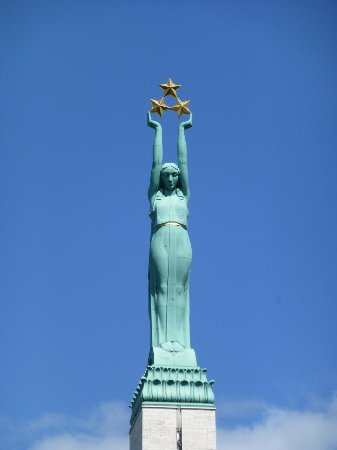 Freedom Monument (Brivibas Piemineklis) : Freedom Monument (2)