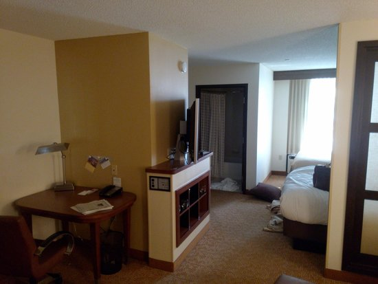 Hyatt Place Minneapolis Airport - South : Room impression