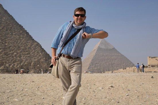 Emo Tours Egypt: 'The Lean'