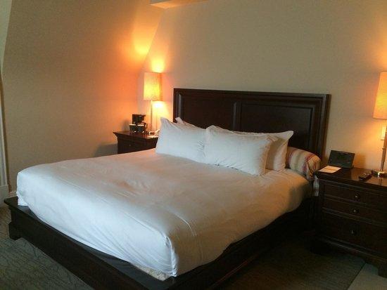Hôtel Le Bonne Entente : Cocooning room - king bed