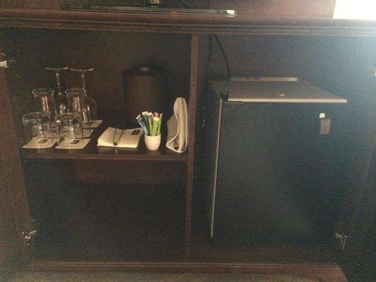 Hotel Le Bonne Entente: Mini bar
