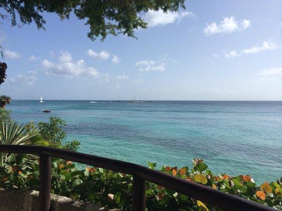 Merlin Bay Villas: View from the gardens