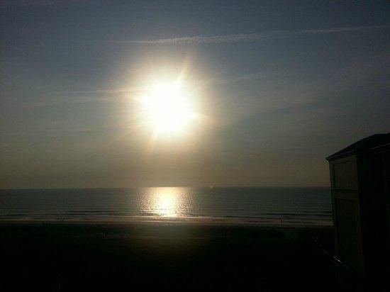 The Ritz-Carlton, Amelia Island: Sunrise from room balcony