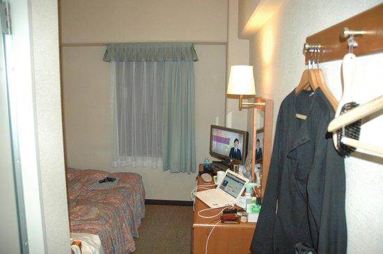 Center Hotel Osaka : 部屋
