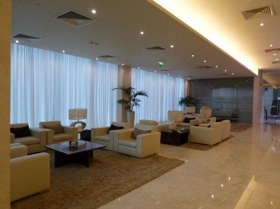 Hotel Olissippo Oriente : Um belo Lobby