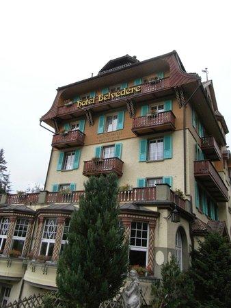 Hotel Belvedere: 外観