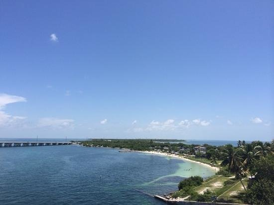 Bahia Honda State Park and Beach: Bayside...