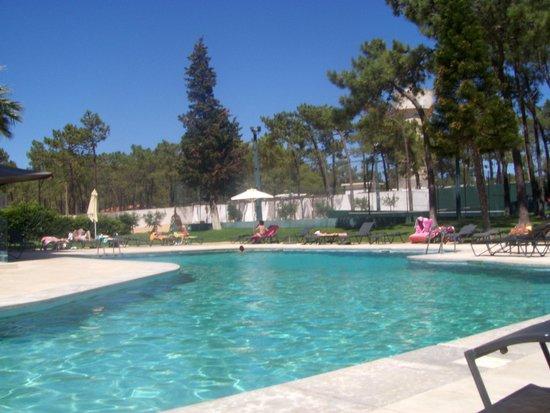 Alcazar Hotel & SPA: piscina e área envolvente