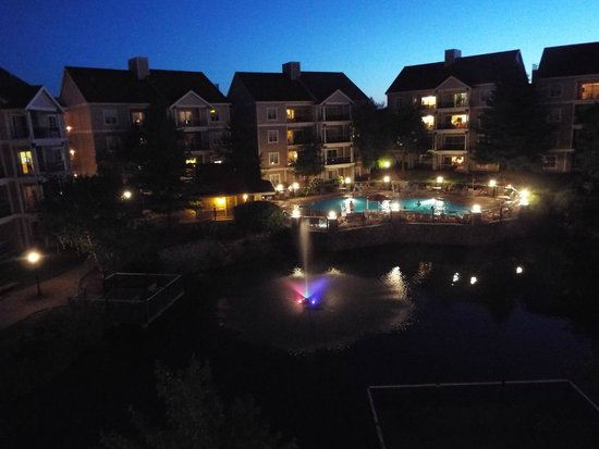 Wyndham Branson at The Meadows : one of the five outdoor pools