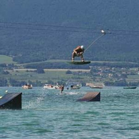 Estavayer-le-Lac, Switzerland: Alphasurf a Estavayer le lac