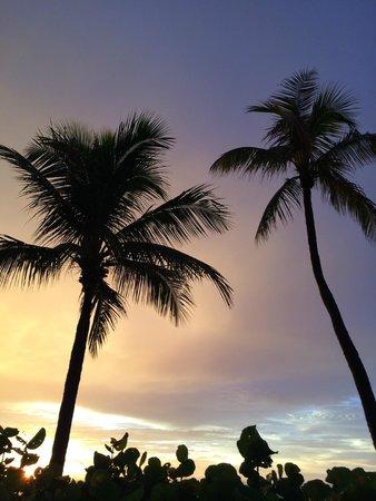 South Seas Island Resort : Sonnenuntergang