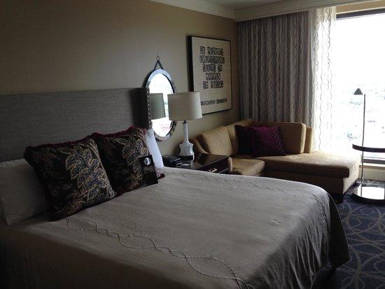 Omni Nashville Hotel: Omni queen suite