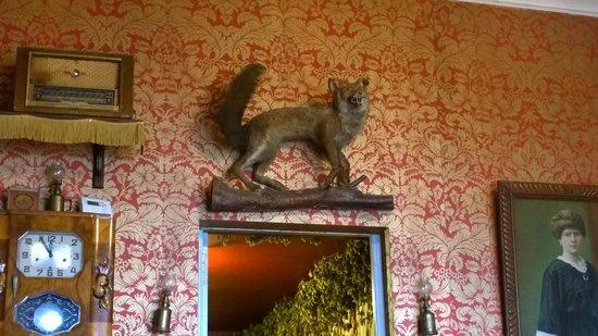 Estaminet Chez la vieille : самый забавный интерьер в Лилле