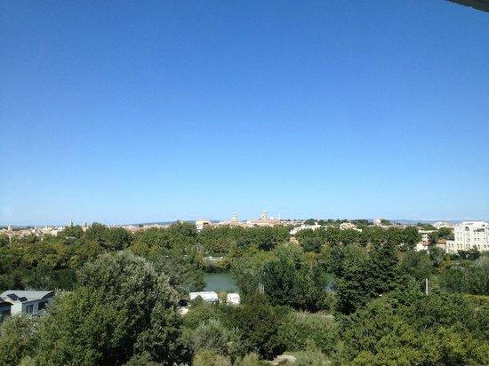 Ibis Styles Arles Palais des Congrès: La vista dalla mia stanza.