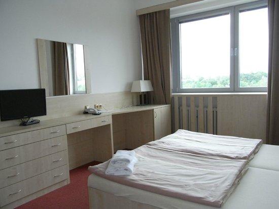 Hotel Abito: Doppelzimmer