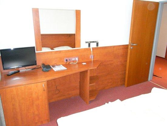 Hotel Abito: Zimmerausstattung