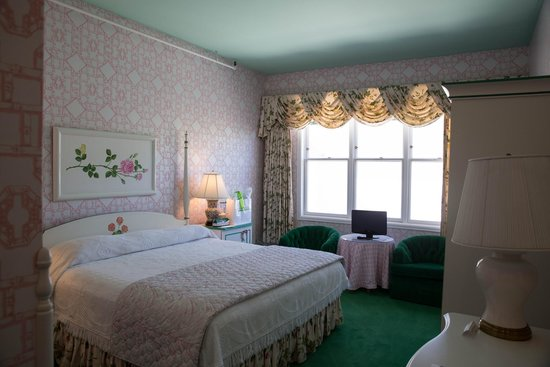 Grand Hotel: Standard room