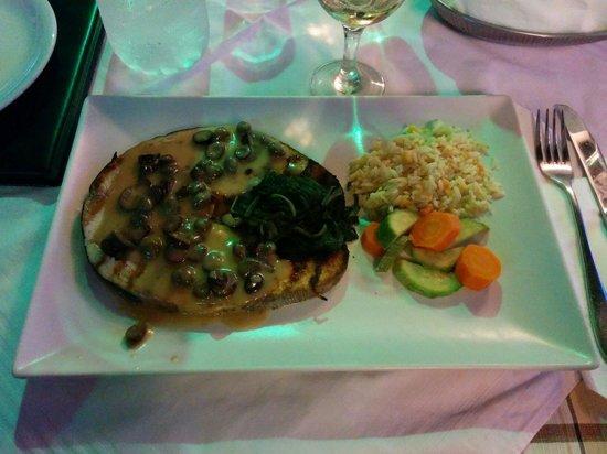 Tasos Taverna: Pesce spada