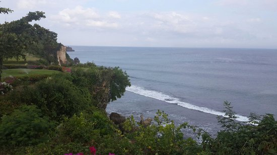 AYANA Resort and Spa: View from ocean front villa