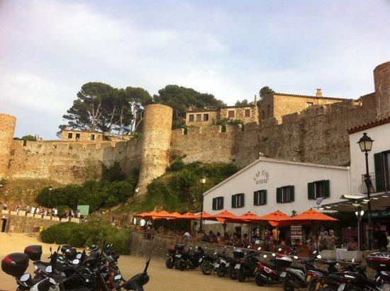 Hotel Cap d'Or : Un lugar privilegiado en Tossa de Mar