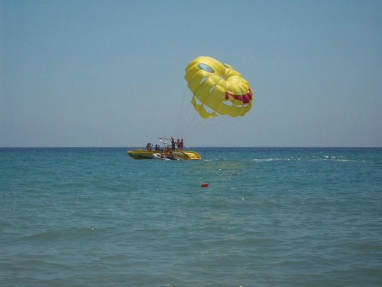 Eftalia Holiday Village: Water sports