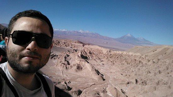 Valle de la Luna - Valle de la Muerte : Vale de lá muerte!