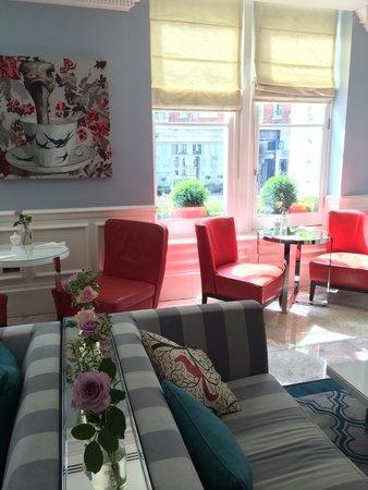 The Ampersand Hotel : Tea Room