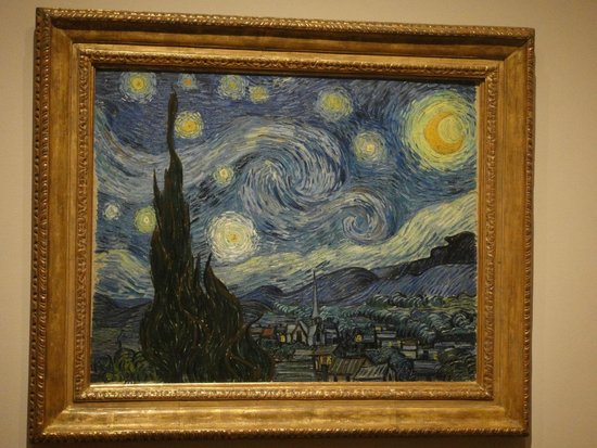 The Museum of Modern Art (MoMA): Starry Night