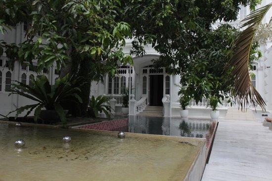 Casa Colombo : Pool