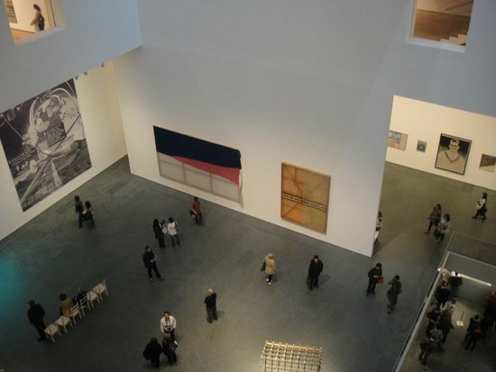 The Museum of Modern Art (MoMA): MOMA