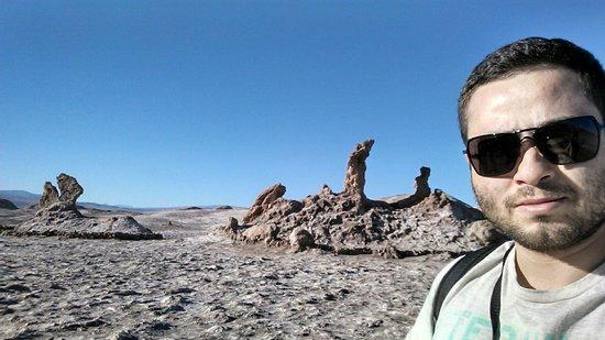 Valle de la Luna - Valle de la Muerte : Vale de la luna - 3 marias!