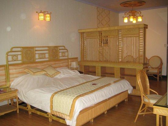 Green Hotel Nhatrang: номер де люкс
