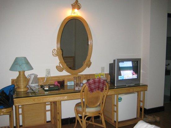 Green Hotel Nhatrang: в номере