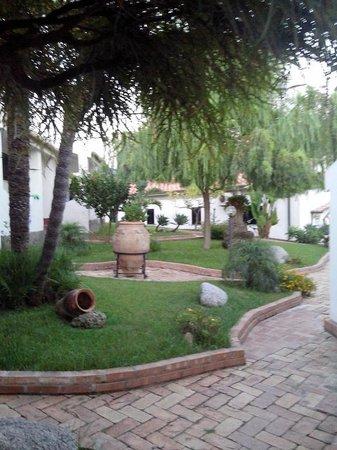 Hotel Baia del Capo: spazi esterni