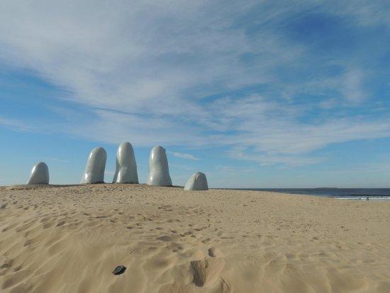 Los Dedos Playa Brava: los dedos