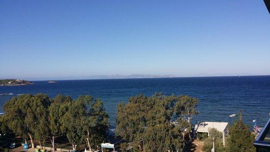 Divani Apollon Palace & Thalasso: from balcony