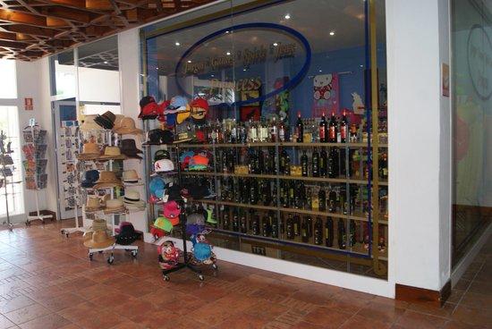 Club Marmara Marbella: la boutique